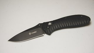 EDC GOODNESS UNDER $20!!! - Ganzo G7393P-BK Knife Review