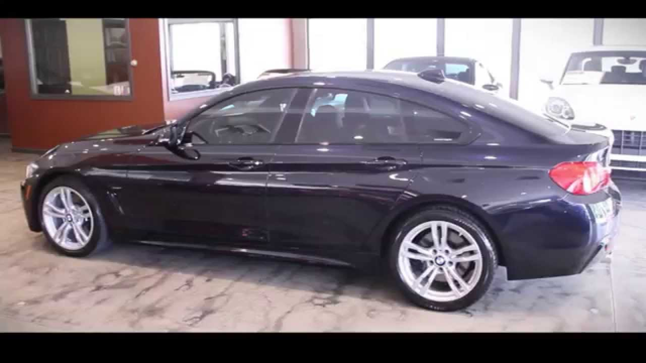2015 Bmw 435i Grand Coupe M Sport Youtube Gran Mineral Grey 428i