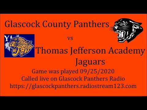 Glascock County Panthers vs Thomas Jefferson Academy Jaguars