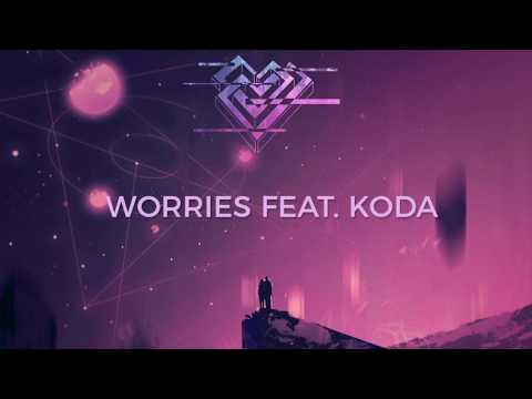 Клип Dabin - Worries (feat. Koda)