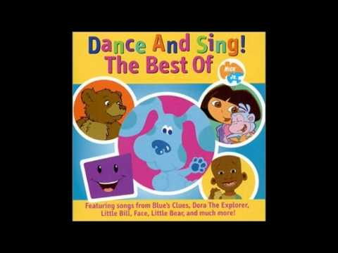 Blues Clues - The Planet Song