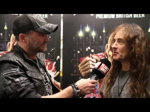 Iron Maiden's Steve Harris on new setlists, retirement  more!