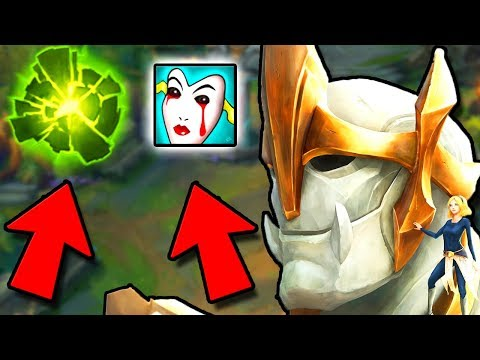 AP GALIO MID? WAIT THIS D2 PLAYER MAKES HIM LOOK GODLIKE! - Challenger to RANK 1