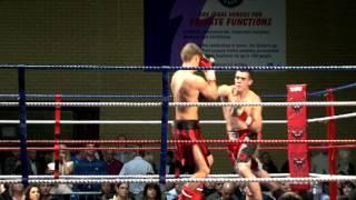 IBA Boxing - Archie Horncastle v Ashley Friend - Grundy Park