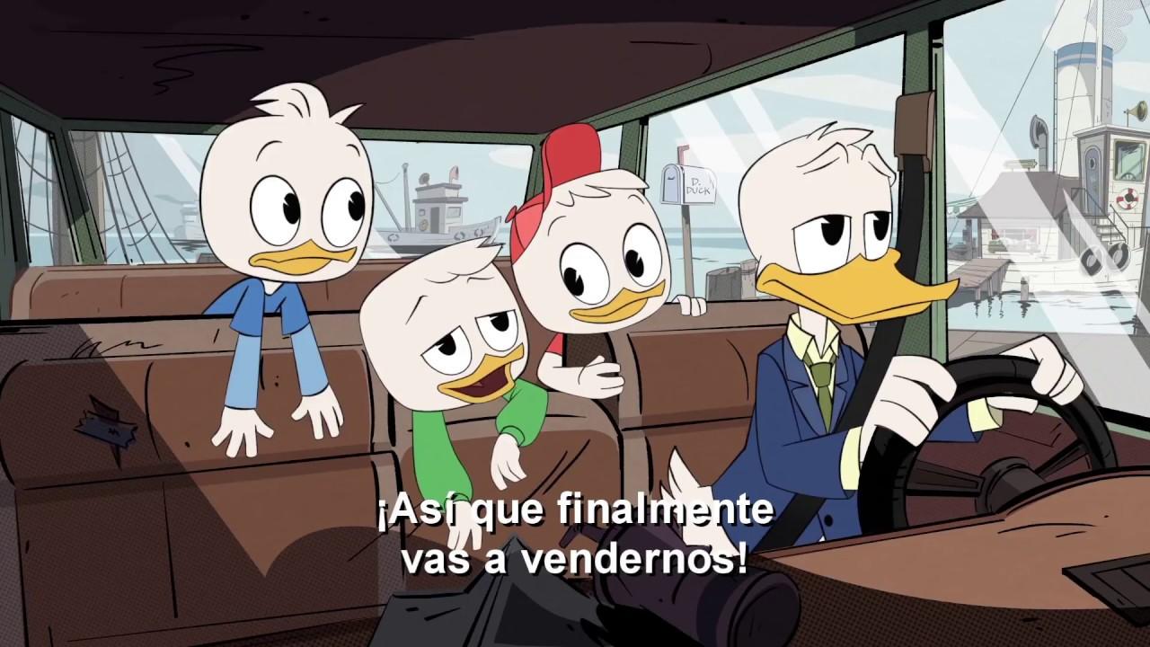 DuckTales (PatoAventuras, 2017): Primer vistazo subtitulado al español -  YouTube