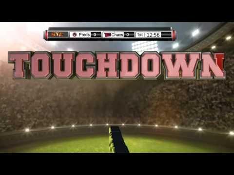 Chicago Chaos vs. Northeast Ohio Predators 1st Half 4-30-16