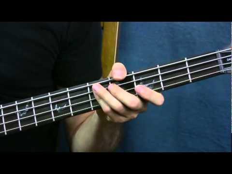 free bass guitar lesson sweet home alabama lynyrd skynyrd ...