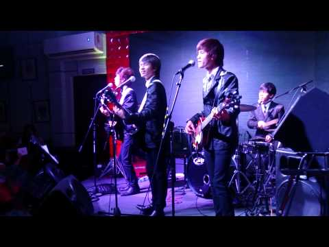 REO Brothers - BECAUSE/HURTING INSIDE - The Dave Clark Five Medley Cover