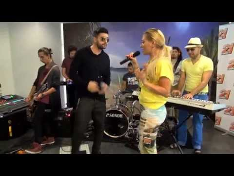 Delia ft. Speak - A lu' Mamaia (Live @ PatruLa 21)