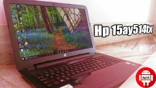 HP Notebook - 15-ay514tx Overview 1st Impression Apna Android