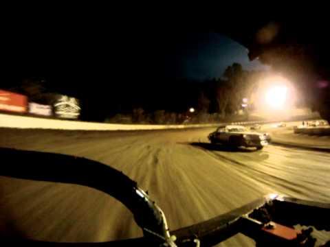 Santa Maria Speedway Hobby Stock #88R Main 8/4/12