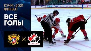 06 05 2021 Россия U 18 Канада U 18 Обзор финала ЮЧМ 2021