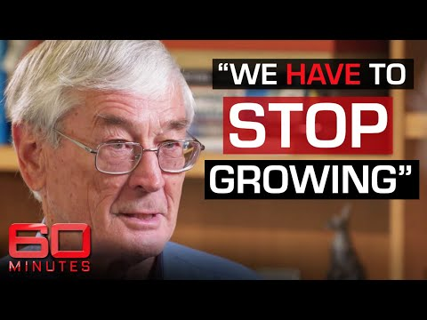 Dick Smith Says A Cap On Immigration Is Not Racist | 60 Minutes Australia