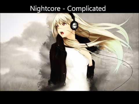 nightcore -  complicated