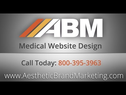 Medical Website Design by ABM