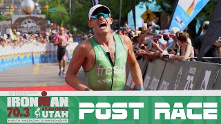 Best Battle Of My Career || Thoughts after 70.3 St. George