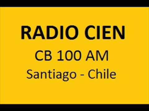 Radio Cien, CB 100 AM Santiago