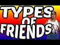Types Of Friends (ft. Pieter T) video