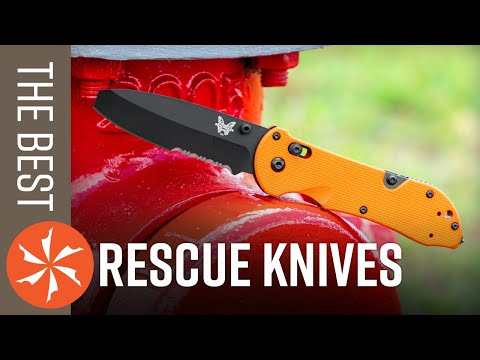 The Right Knife to Save A Life: Best Tactical Rescue Folders of 2020