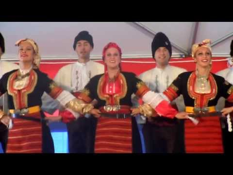 Serbian folk dance performance 2   15 Sep 2013   St  Sava's