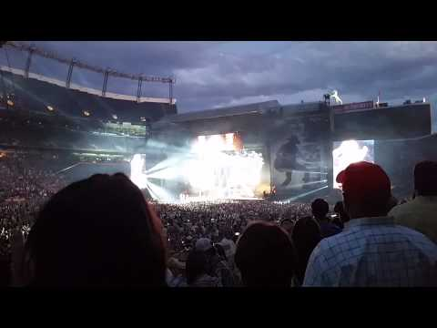 Jason Aldean at Mile High Stadium Denver, Colorado