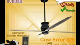 Cow Error 526