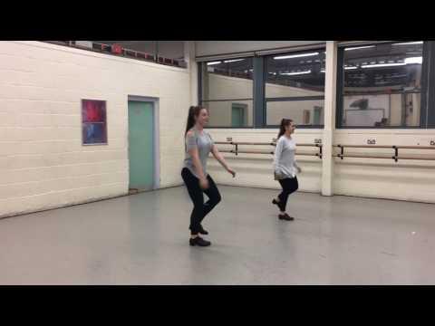 Pon De Floor - Major Lazer - Tap Dance