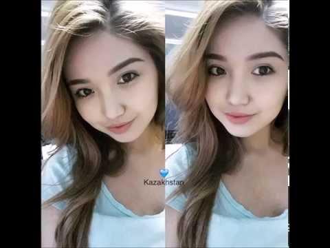 Kazakh Girls*  Красивые Казашки 2015