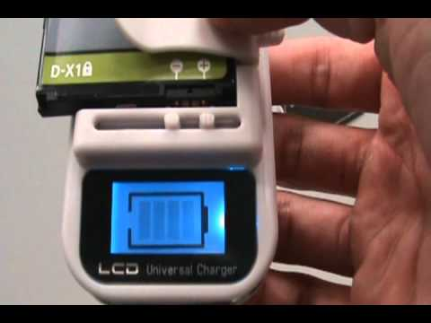 Universal Cell Phone Battery Charger Review Overview By