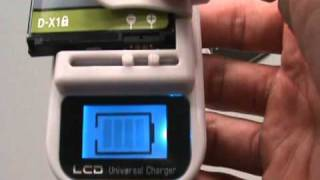 Universal Cell Phone Battery Charger Review / Overview By AccessoryGeeks.com