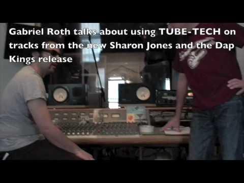 Recording with TUBE-TECH at DAPTONE Records STUDIO PART 1