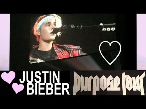 Get Ready With Me JUSTIN BIEBER CONCERT | Purpose Tour 2016