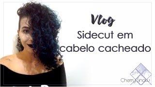 CORTEI O CABELO DE NOVO!  |  SIDECUT CURLY HAIR