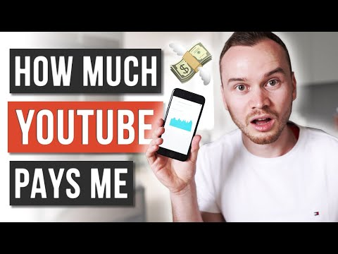How Youtube Ad Revenue Works (Revealing My Income)