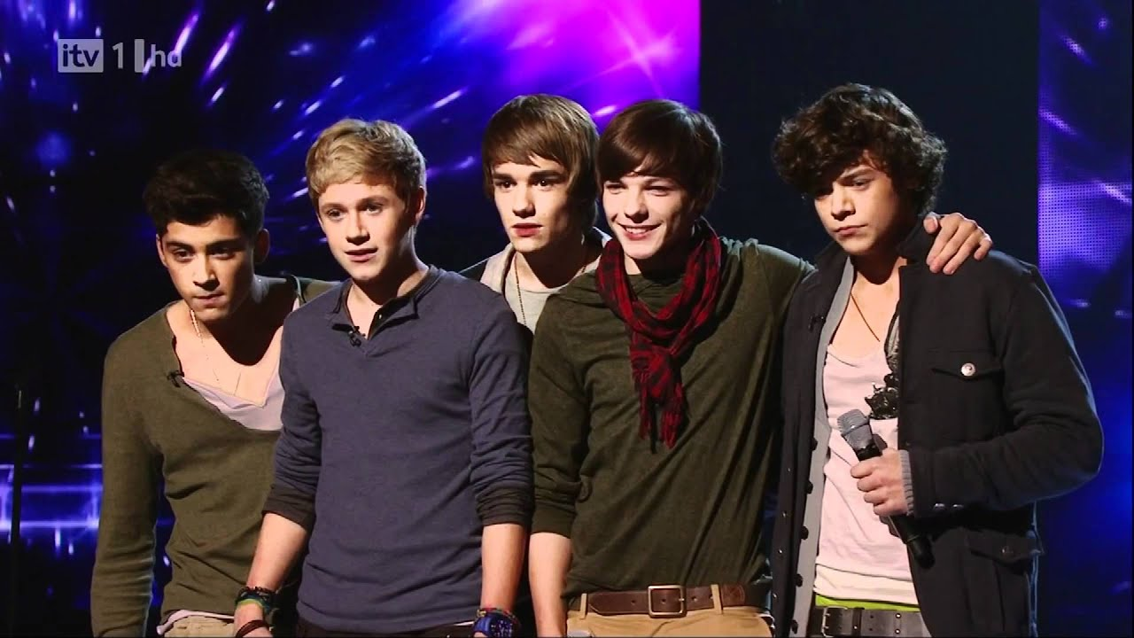 One Direction The X Factor 2010 Live Show 2 My Life
