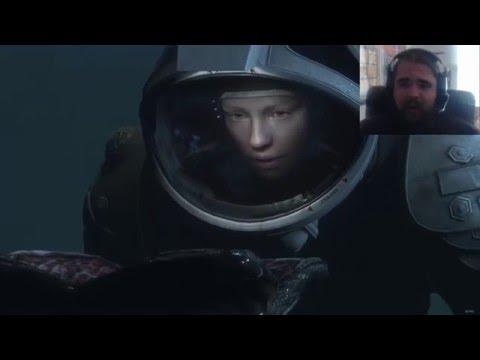ARCTÁMADÓ [Alien: Isolation 07]
