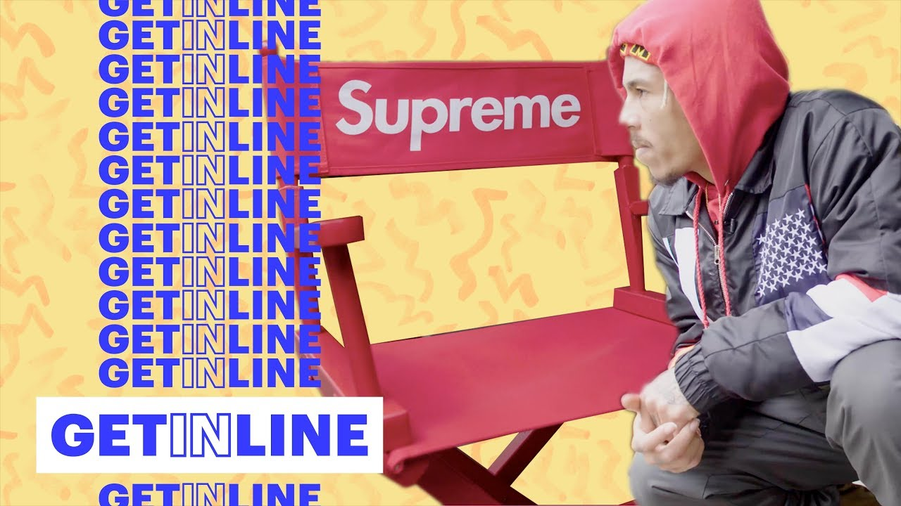 Download Supreme's Director Chair, Gilbert & George Shirts, Nike Tailwinds: This Drop was Nuts   Get in Line