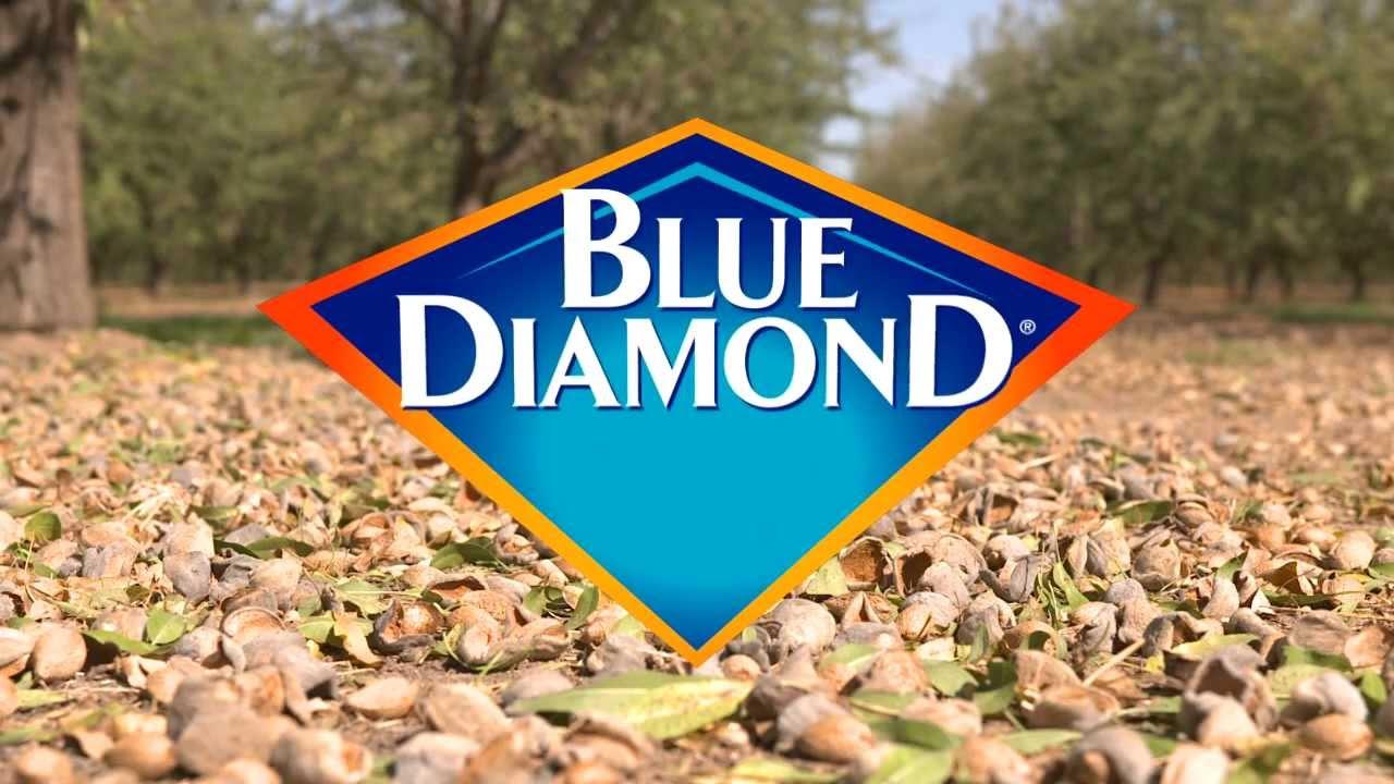 Blue Diamond Nuts