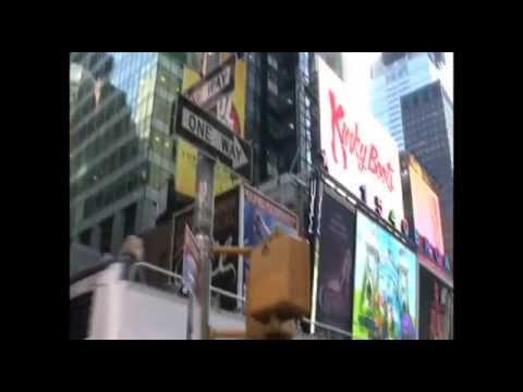 Broadway Walking Tour