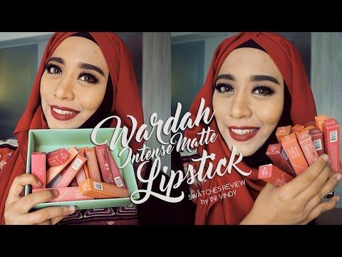 wardah-intense-matte-lipstick-review-dan-swatches-di-kulit-gelap-/-sawo-matang