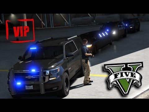 GTA 5 : CONVOI VIP