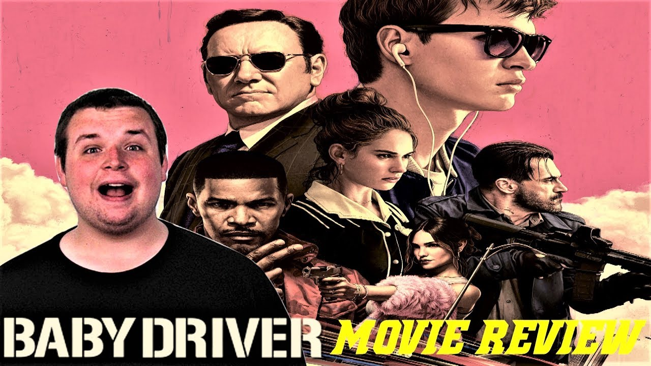 Baby Driver - Movie Review - YouTube