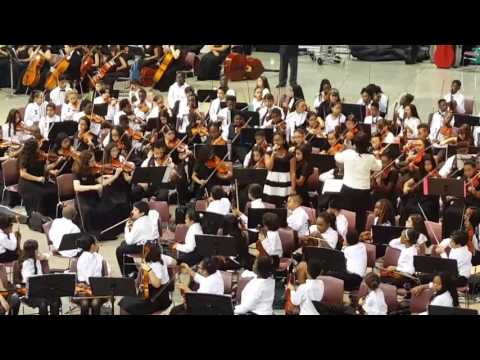 Man in the Mirror by Houston Academy- The 2017 Strings Festival (AldineIsd)