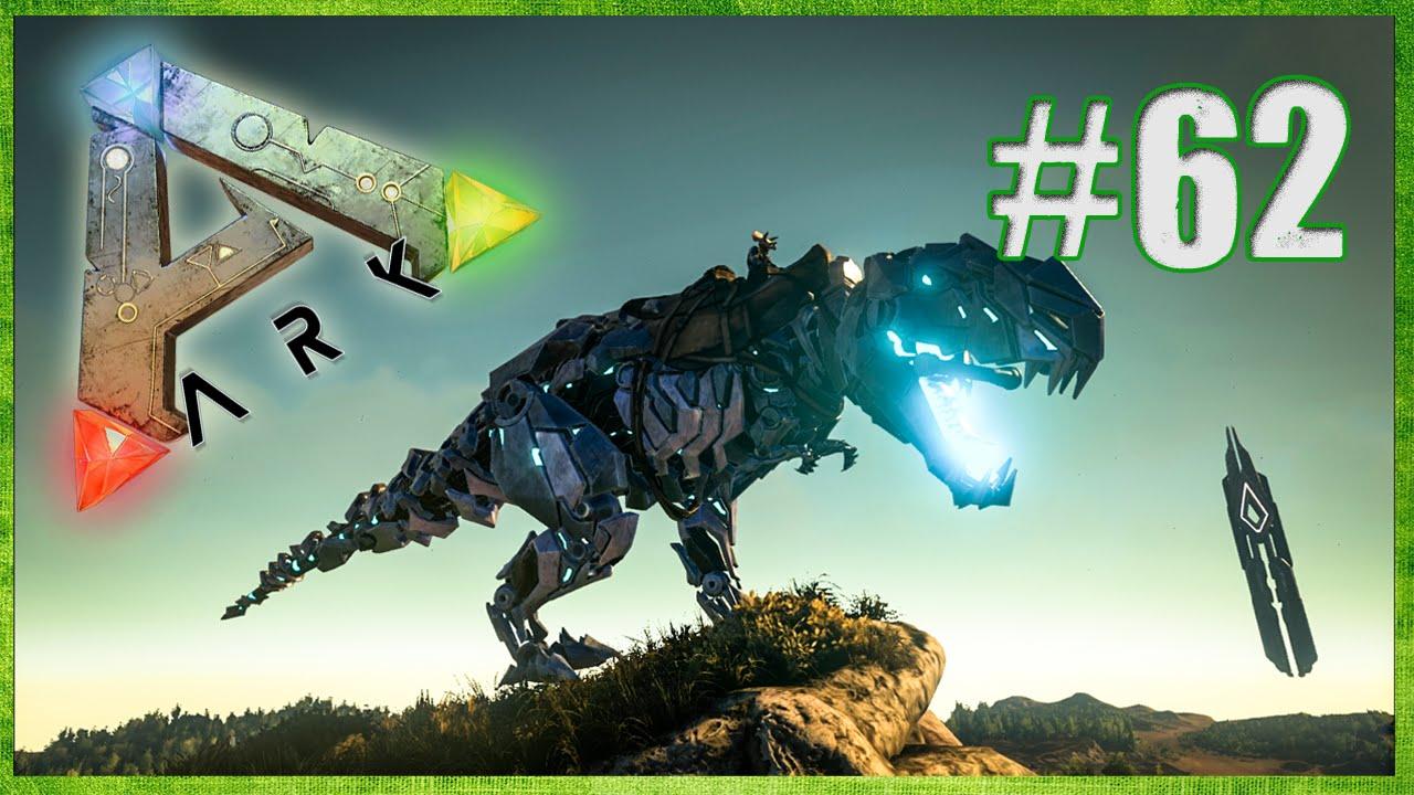 Ark Survival Evolved Se Custom Bionic T Rexs Ark Modded Survival W Mevoda Youtube