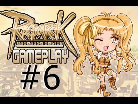 Ragnarok Online Gameplay [TalonRO] #6: Town Tour 3