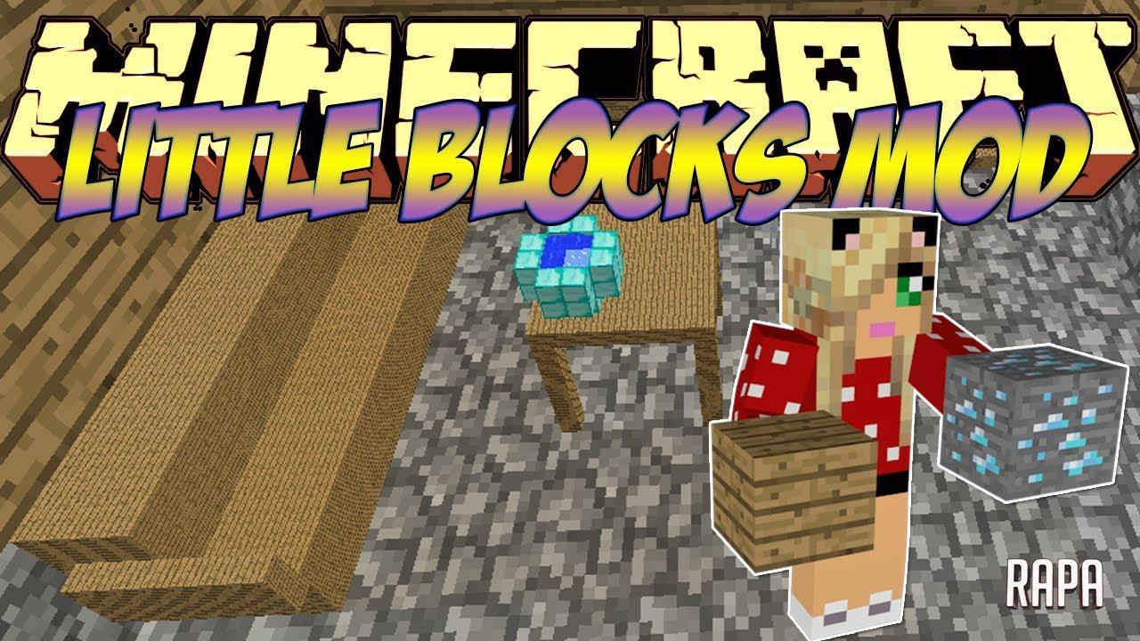 скачать little blocks mod для minecraft 1.7.10 #10