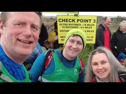 Run, Walk, Crawl The Vale Ultra Trail Short Course