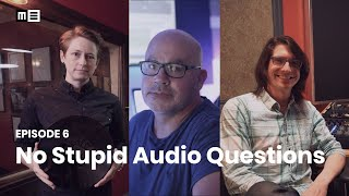 No Stupid Audio Questions with Michael Pearson-Adams from WAVES