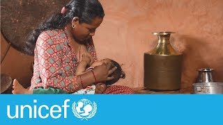 Tips on how to feed your baby from 6 to 12 months | UNICEF