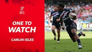 One to Watch in San Francisco: Carlin Isles